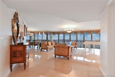 Sunny Isles Beach Condo For Sale: 16485 Collins Ave #2736