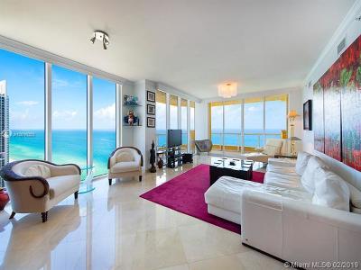 Sunny Isles Beach Condo For Sale: 17875 Collins Ave #3401