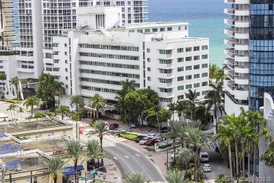 Miami Beach Rental For Rent: 6345 Collins Ave #710