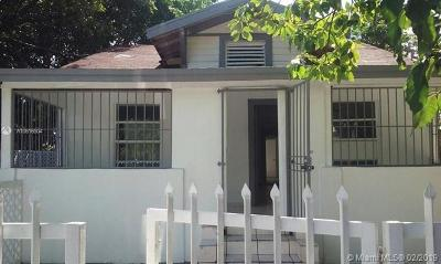 Multi Family Home For Sale: 3134 NW 1st Ave