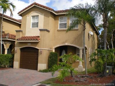 Condo Active With Contract: 8925 SW 108th Pl #8925