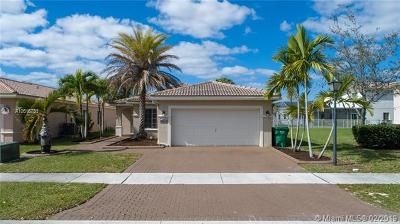 Miramar Single Family Home For Sale: 4542 SW 124th Ter
