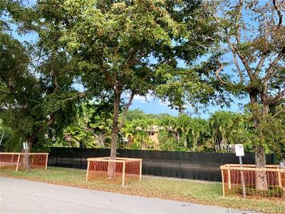 Coral Gables Residential Lots & Land For Sale: 6901 Mentone St