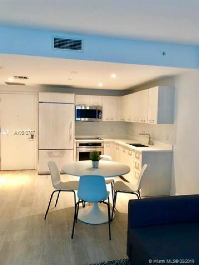 Rental For Rent: 45 SW 9th St #1407