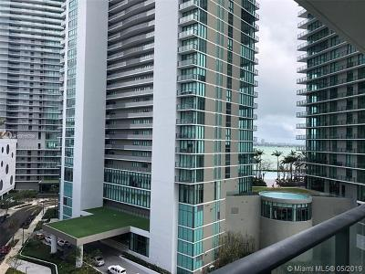 Paraiso Bay, Paraiso Bay Condo Rental For Rent: 501 NE 31st St #602