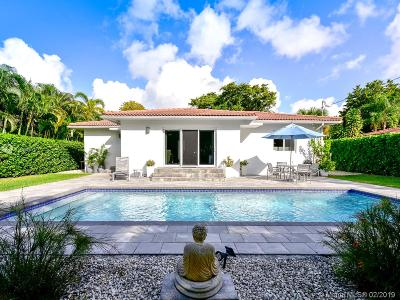 Miami Shores Single Family Home Active With Contract: 9546 NW 1st Ave