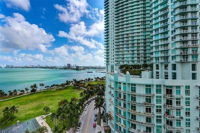 Miami Condo For Sale: 2000 N Bayshore Dr #1509