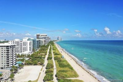 The Waverly At Surfside, The Waverly At Surfside B, The Waverly Condo For Sale: 9201 Collins Ave #622