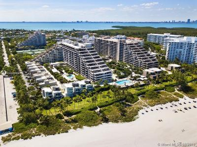 Key Biscayne Condo For Sale: 201 Crandon Blvd #831