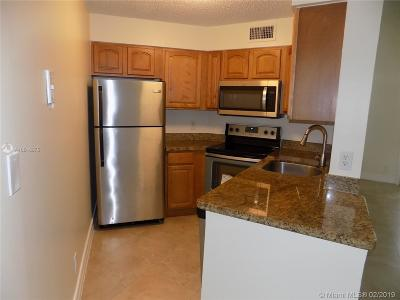 Oakland Park Condo For Sale: 210 Lake Pointe Dr #312