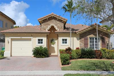 Cutler Bay Single Family Home For Sale: 9473 SW 227th Ter