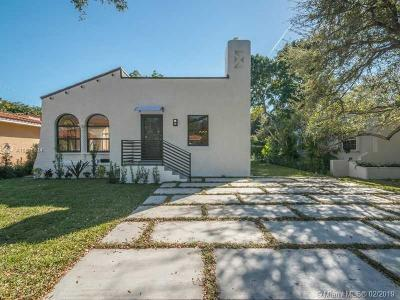 Coral Gables Single Family Home For Sale: 1248 Aguila Ave.