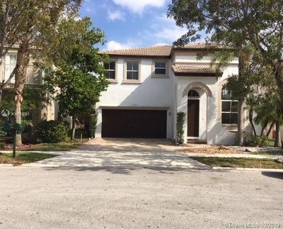 Miramar Single Family Home For Auction: 5085 SW 155th Ave