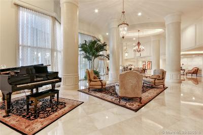 Aventura Condo For Sale: 3530 Mystic Pointe Dr #709