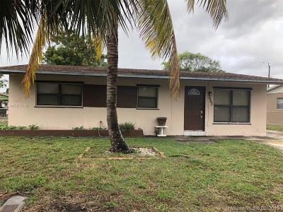 Deerfield Beach Single Family Home For Sale: 603 NW 2nd Ave