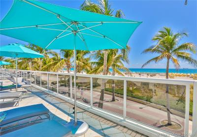 Miami Beach Condo For Sale: 100 Lincoln Rd #908