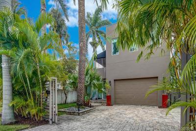 Fort Lauderdale Single Family Home For Sale: 101 S Gordon Rd