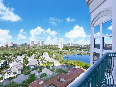 Aventura Condo For Sale: 19900 E Country Club Drive #TS08
