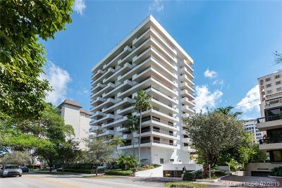 Coral Gables Condo For Sale: 720 Coral Way #3D