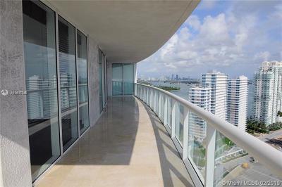 Miami Beach Rental For Rent: 450 Alton Rd #2610