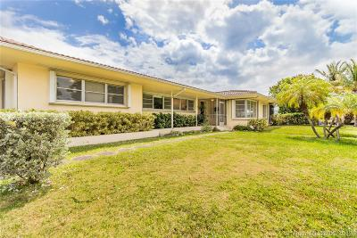 Miami Beach Single Family Home For Sale: 880 S Shore Dr