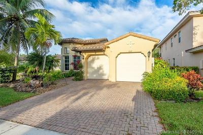 Broward County Single Family Home For Sale: 8225 NW 105th Ln