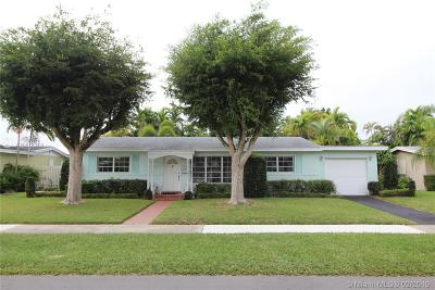 Cutler Bay Single Family Home For Sale: 9630 Irene Dr
