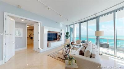 Miami Beach Condo For Sale: 5959 Collins Av #1802