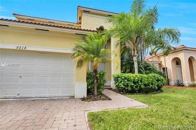 Homestead Single Family Home For Sale: 2214 NE 41st Ave