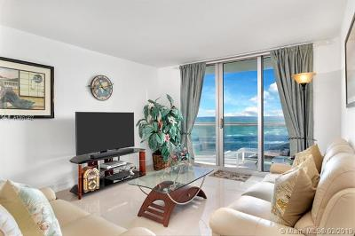 Hollywood Condo For Sale: 3801 S Ocean Dr #15G