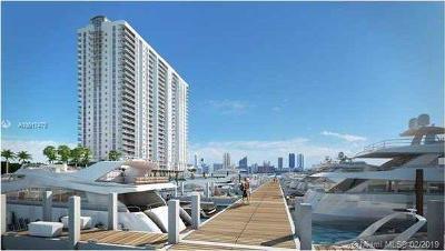 North Miami Beach Condo For Sale: 17301 Biscayne Blvd #2302
