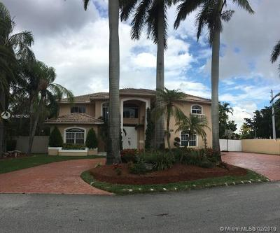 Miami Single Family Home For Sale: 12515 SW 72nd Ter