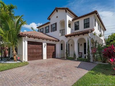 Cooper City Single Family Home For Sale: 4081 NW 85th Dr