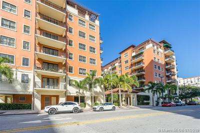 Coral Gables Condo For Sale: 100 Andalusia #401
