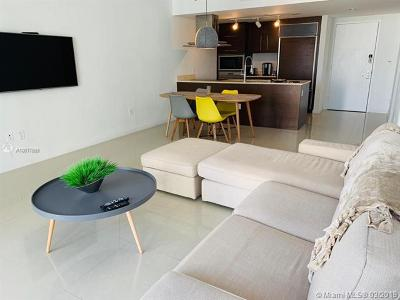 Miami Rental For Rent: 485 Brickell Ave #1807