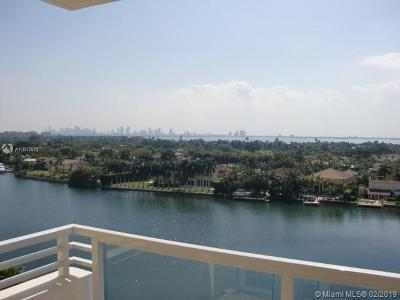 Miami Beach Condo For Sale: 5600 Collins Ave #14N