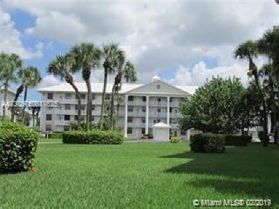 Davie Condo For Sale: 1721 E Whitehall Dr #101