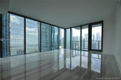 Echo Brickell, Echo Brickell Condo, Echo Condo Rental Leased: 1451 Brickell Ave #2506