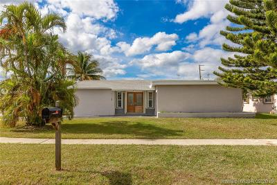 Sunrise Single Family Home Sold: 4111 NW 113th Ave