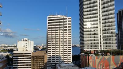Miami Condo For Sale: 133 NE 2 Ave #1612
