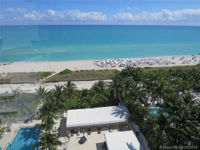 Miami Beach Condo For Sale: 4925 Collins Ave #9E