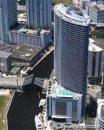 Condo For Sale: 200 Biscayne Boulevard Way #3609