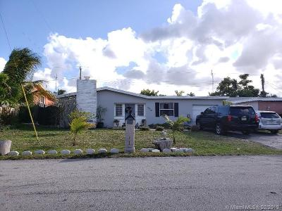 Miramar Single Family Home For Sale: 6508 SW 33rd St