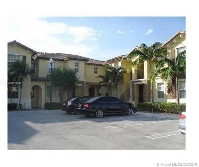 Homestead Condo For Sale: 1690 NE 33rd Ave #108-6