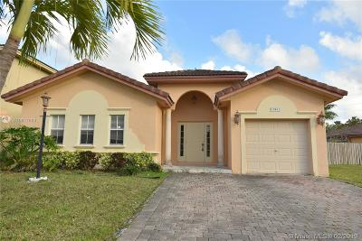 Miami Single Family Home For Sale: 13903 SW 124th Ave Rd