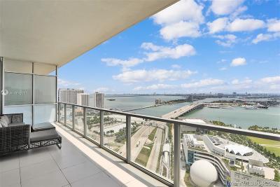 Marquis Condo, Marquis Condominium, Marquis Residences Rental For Rent: 1100 Biscayne Blvd #3002