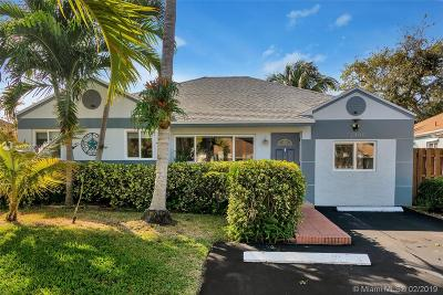 Cutler Bay Single Family Home For Sale: 10400 SW 207th St