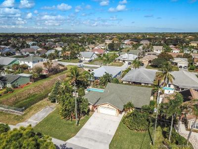 Palm Beach County Single Family Home Active With Contract: 6265 Mullin St