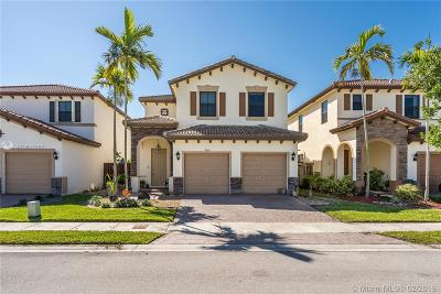 Cutler Bay Single Family Home For Sale: 9244 SW 227th Ln