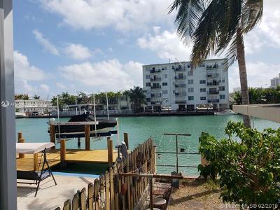 Miami Beach Multi Family Home For Sale: 8011 Crespi Blvd